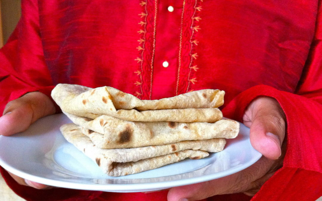 Chapatis: Indian Flatbreads