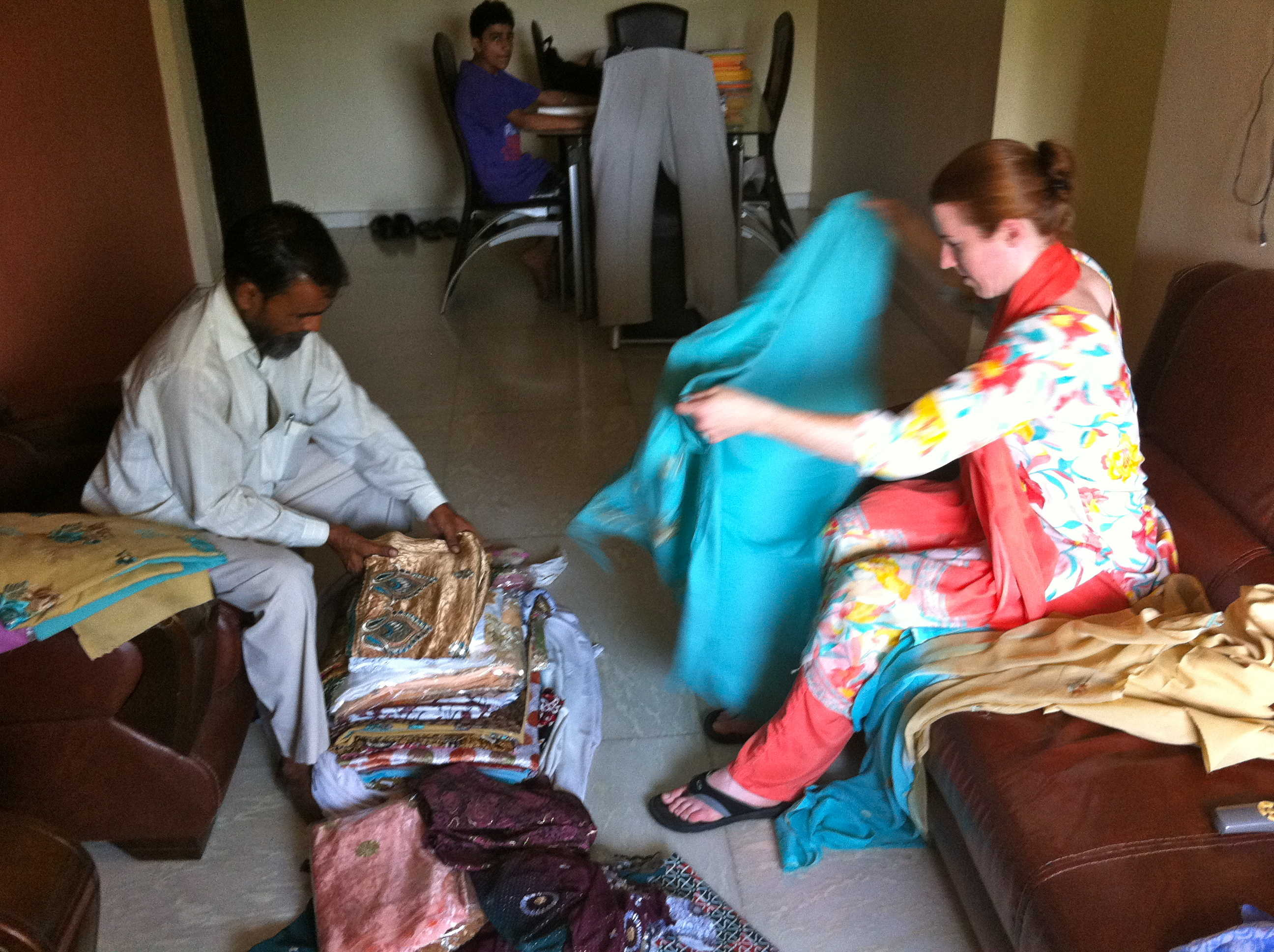 The Joy of Shopping…in Bombay