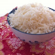 Fool-Proof Boiled Rice